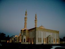 Аджман. Мечеть.