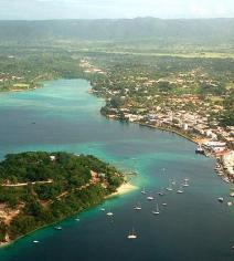 Разное. Порт-Вила.