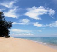 Джохор. Пляж.