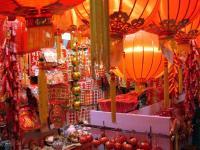 Куала-Лумпур. Китайская лавка.