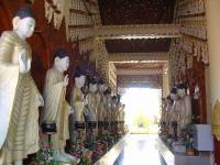Пенанг. Буддистский храм.
