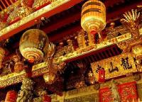 Пенанг. Китайский храм.