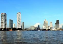 Бангкок. Деловой центр.