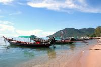 Сиамский залив. Остров Ко Тао.
