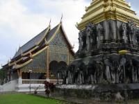 Чиангмай. Ват Чианг Мат 13 век.