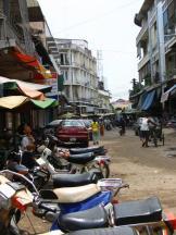 Пномпень. На улице.