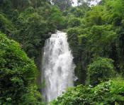 Природа. Чам-Бак - водопад.