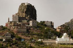 Хараз. Гробница аль-Хотим.